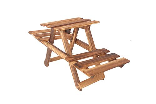 Pts01 Picnic Table Mini Square Just Rent It Malaysia