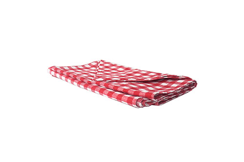 TR01 Red Gingham Table Runners